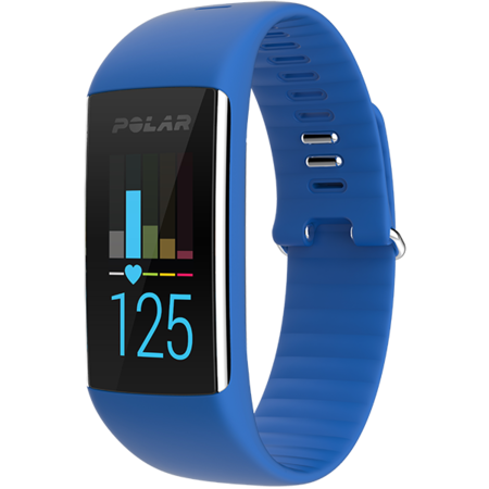 picture A360 Fitness Tracker Blauw