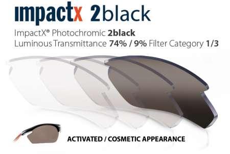 picture Rydon ImpactX Photochromic 2Black Lenzen