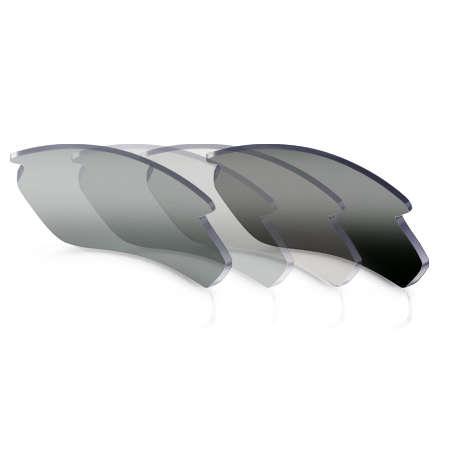 picture Proflow Lenzen ImpactX Photochromic Polarized Grey