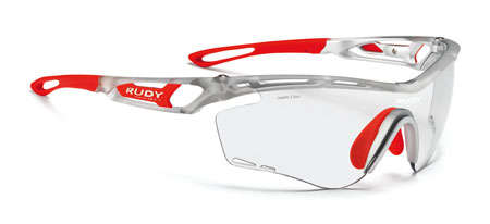 Rudy Project Tralyx ImpactX Photochromic 2Black Sportbril Zilver