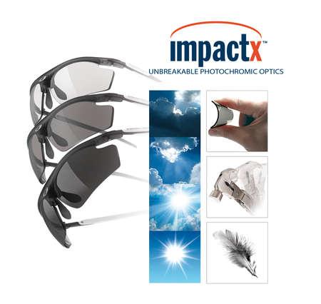 picture Tralyx Lenzen ImpactX Photochromic 2 Black