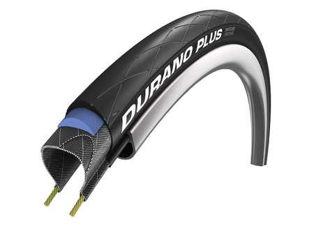 picture Durano Plus Draadband Zwart 700x25C