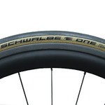 Schwalbe One Limited Edition Race Vouwband 700 x 25C Zwart/Beige