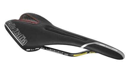 picture SLR Kit Carbon Zwart Flow Zadel