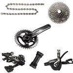 Shimano Groepset XTR M9000 Single 30T 175mm Crank