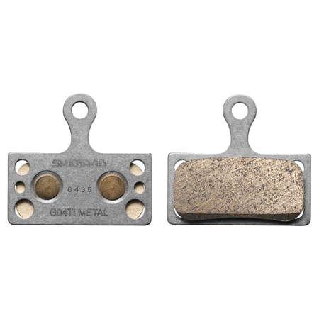 picture XTR/XT Schijfremblokjes G04Ti Metal