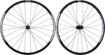 Shimano WH-RX31 Disc Cyclocross/Race Wielset Zwart 100/142mm Steekas