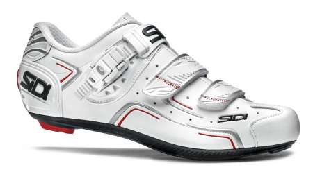 Sidi Level Raceschoenen Wit/Wit