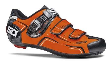 picture Level Raceschoenen Fluor Oranje/Zwart