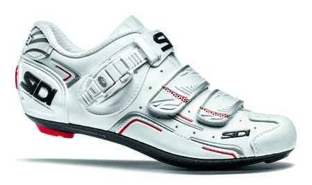Sidi Level Raceschoenen Wit/Wit Dames