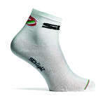 Sidi Color Fietssokken Wit Unisex