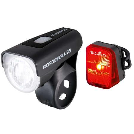 picture Roadster USB 25 Lux Koplamp met Nugget Achterlicht