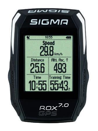 picture ROX GPS 7.0 Fietscomputer Zwart