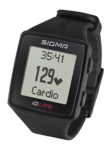 Sigma Sport iD.LIFE Activity Tracker Zwart