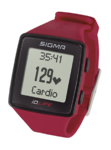 Sigma Sport iD.LIFE Activity Tracker Rood