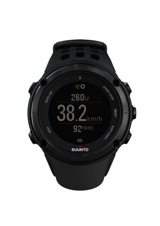 Suunto Ambit 2 Black GPS Horloge
