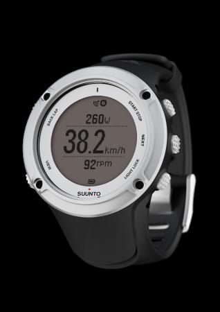 picture Ambit 2 Silver HR GPS Horloge