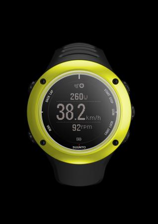Suunto Ambit 2S Lime HR GPS Horloge