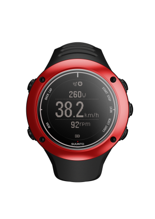picture Ambit 2S Red HR GPS Horloge