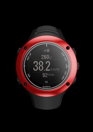 Suunto Ambit 2S Red GPS Horloge