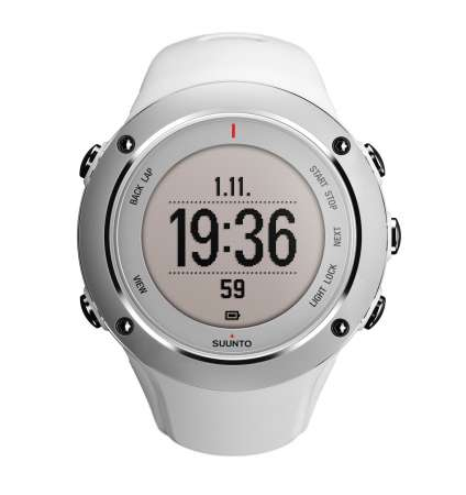 picture Ambit 2S White HR GPS Horloge