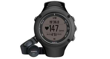 Suunto Ambit 2R HR GPS Horloge Zwart