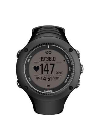 Suunto Ambit 2R GPS Horloge Zwart