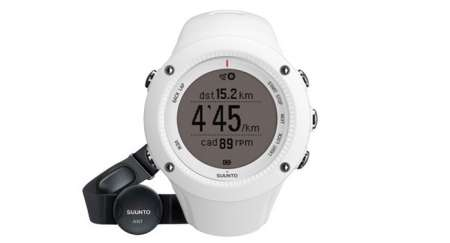 picture Ambit 2R HR GPS Horloge Wit