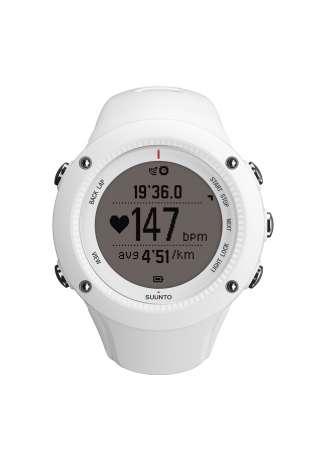 Suunto Ambit 2R GPS Horloge Wit
