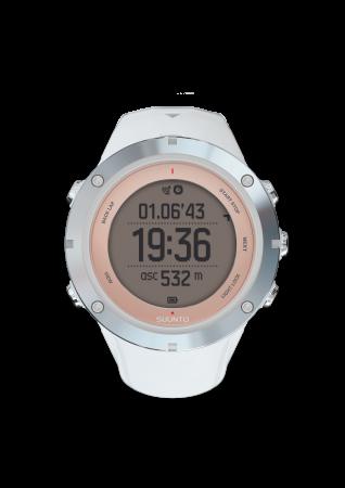 Suunto Ambit3 Sports HR GPS Horloge Sapphire Wit