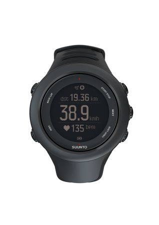 Suunto Ambit3 Sports HR GPS Horloge Zwart