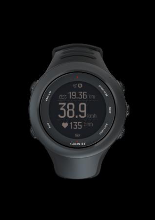 Suunto Ambit3 Sports GPS Horloge Zwart