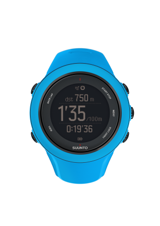 Suunto Ambit3 Sports HR GPS Horloge Blauw