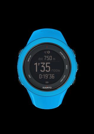 Suunto Ambit3 Sports GPS Horloge Blauw