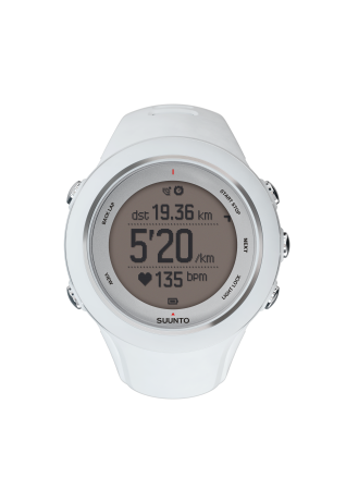 Suunto Ambit3 Sports HR GPS Horloge Wit