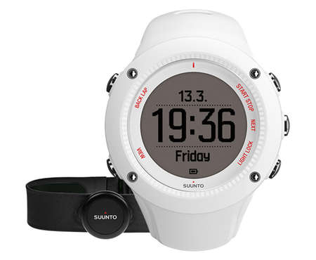 Suunto Ambit 3 Run HR Wit