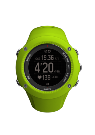 Suunto Ambit 3 Run Lime