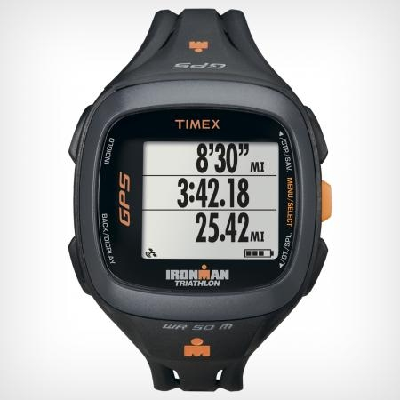 picture Ironman Run Trainer 2.0 GPS Sporthorloge Zwart