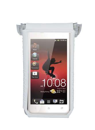 picture Smartphone Drybag 4 Inch Wit