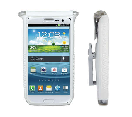 picture Smartphone Drybag 5 Inch Wit