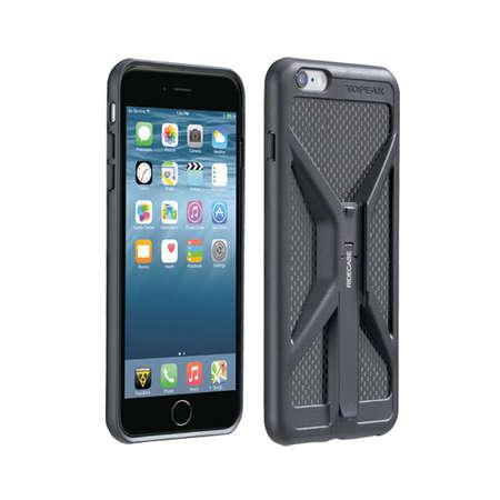 picture RideCase Iphone 6 Plus-serie Zwart