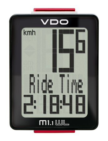 picture M1.1 WL Fietscomputer Draadloos