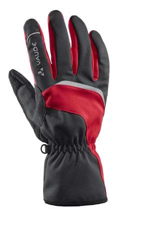 picture Matera Handschoenen Black/Red