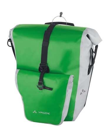 picture Aqua Back Plus Fietstassen Groen/Zilver