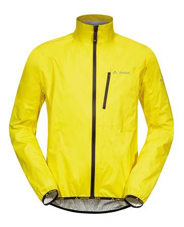 picture Drop Jacket III Geel Heren