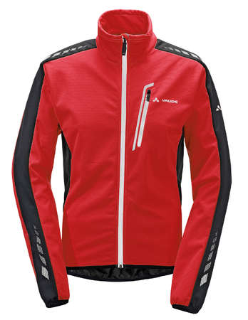 picture Posta Softshell Jack IV Heren Rood