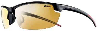picture Tracks Zebra Sportbril Zwart