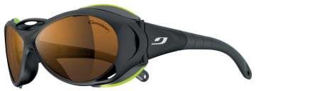 picture Explorer L Cameleon Sportbril Zwart/Groen