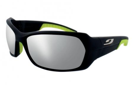 picture Dirt Polariserend Zwart/Groen Sportbril