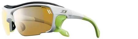 picture Trek Zebra Sportbril Wit/Groen